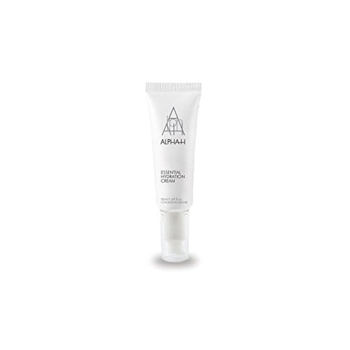 付属品上下するシュートAlpha-H Essential Hydration Cream (50ml) (Pack of 6) - アルファ必須水和クリーム(50)中 x6 [並行輸入品]