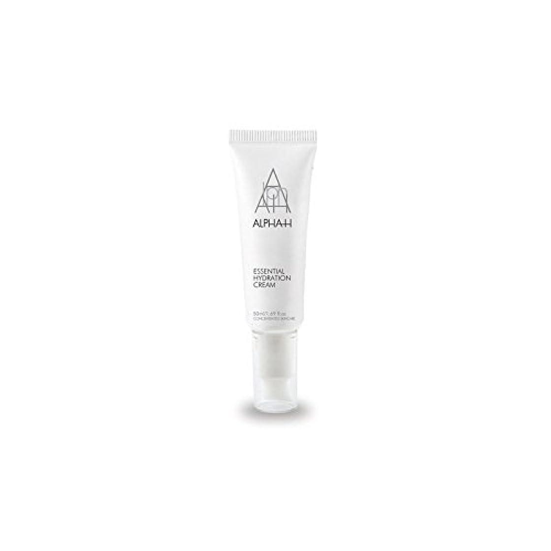 理論的ハーブ理解するアルファ必須水和クリーム(50)中 x4 - Alpha-H Essential Hydration Cream (50ml) (Pack of 4) [並行輸入品]