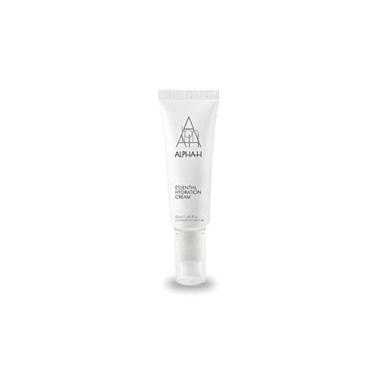 居住者うなずく操るアルファ必須水和クリーム(50)中 x2 - Alpha-H Essential Hydration Cream (50ml) (Pack of 2) [並行輸入品]