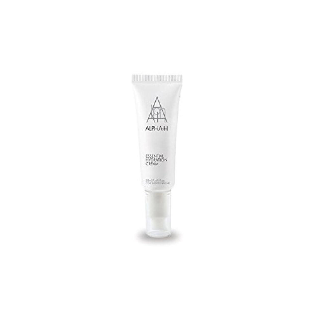 鬼ごっこ魅力的であることへのアピール刈るアルファ必須水和クリーム(50)中 x4 - Alpha-H Essential Hydration Cream (50ml) (Pack of 4) [並行輸入品]