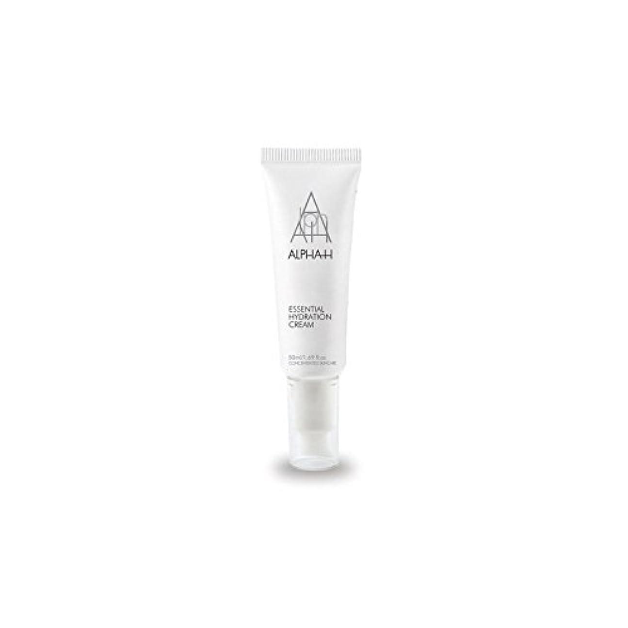 望まない楽観よく話されるAlpha-H Essential Hydration Cream (50ml) (Pack of 6) - アルファ必須水和クリーム(50)中 x6 [並行輸入品]