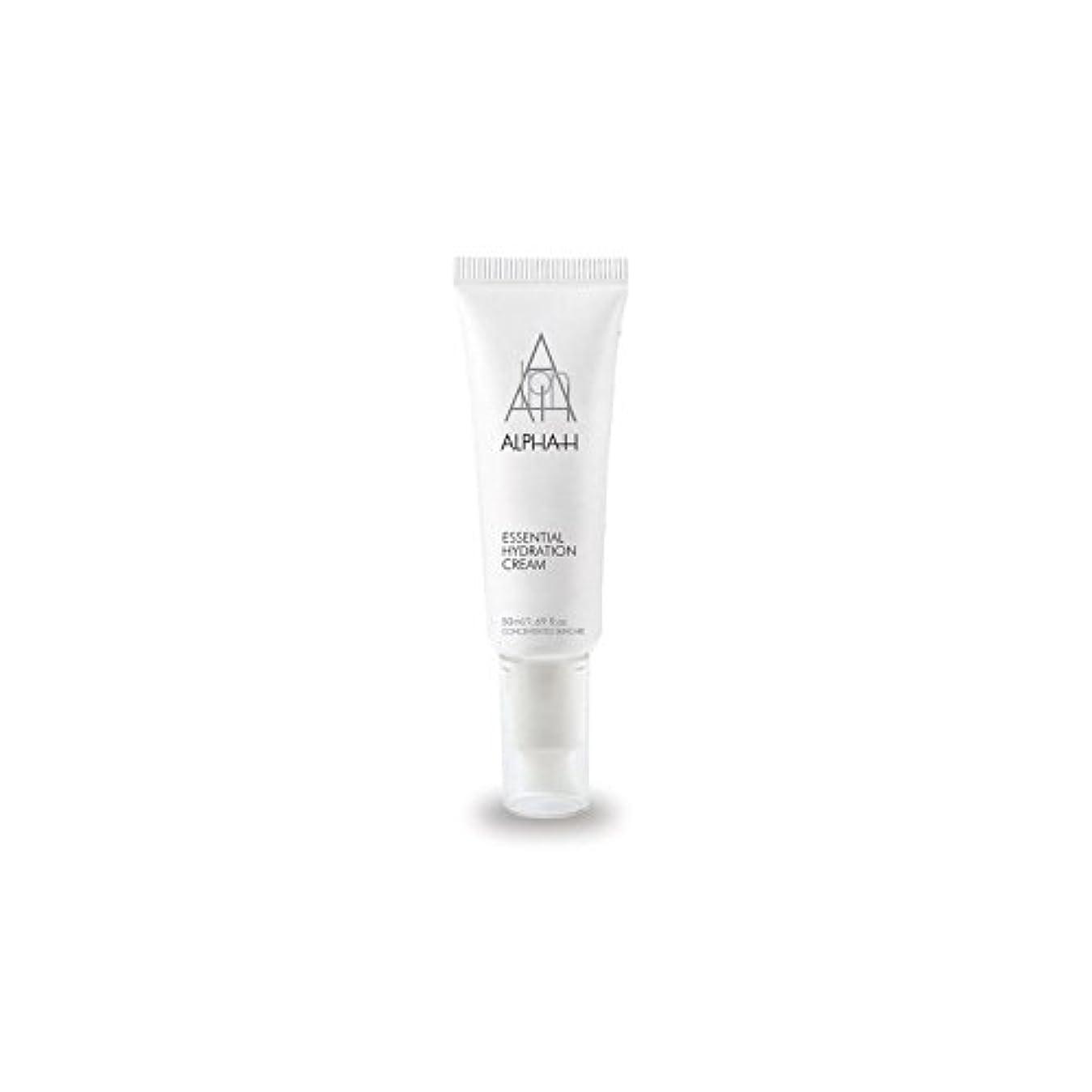 マークダウンアボート穴アルファ必須水和クリーム(50)中 x2 - Alpha-H Essential Hydration Cream (50ml) (Pack of 2) [並行輸入品]