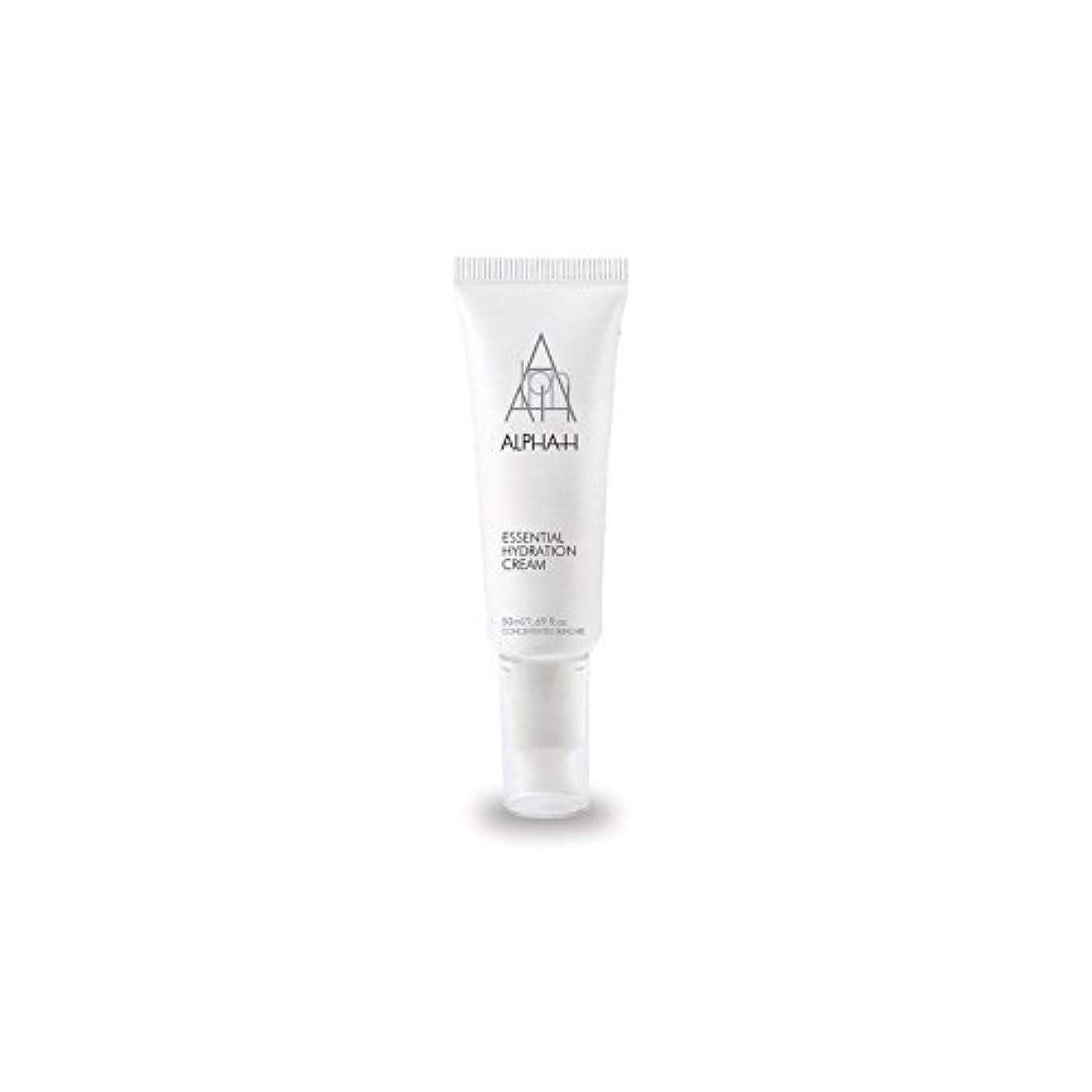 パス兵隊豆腐アルファ必須水和クリーム(50)中 x2 - Alpha-H Essential Hydration Cream (50ml) (Pack of 2) [並行輸入品]