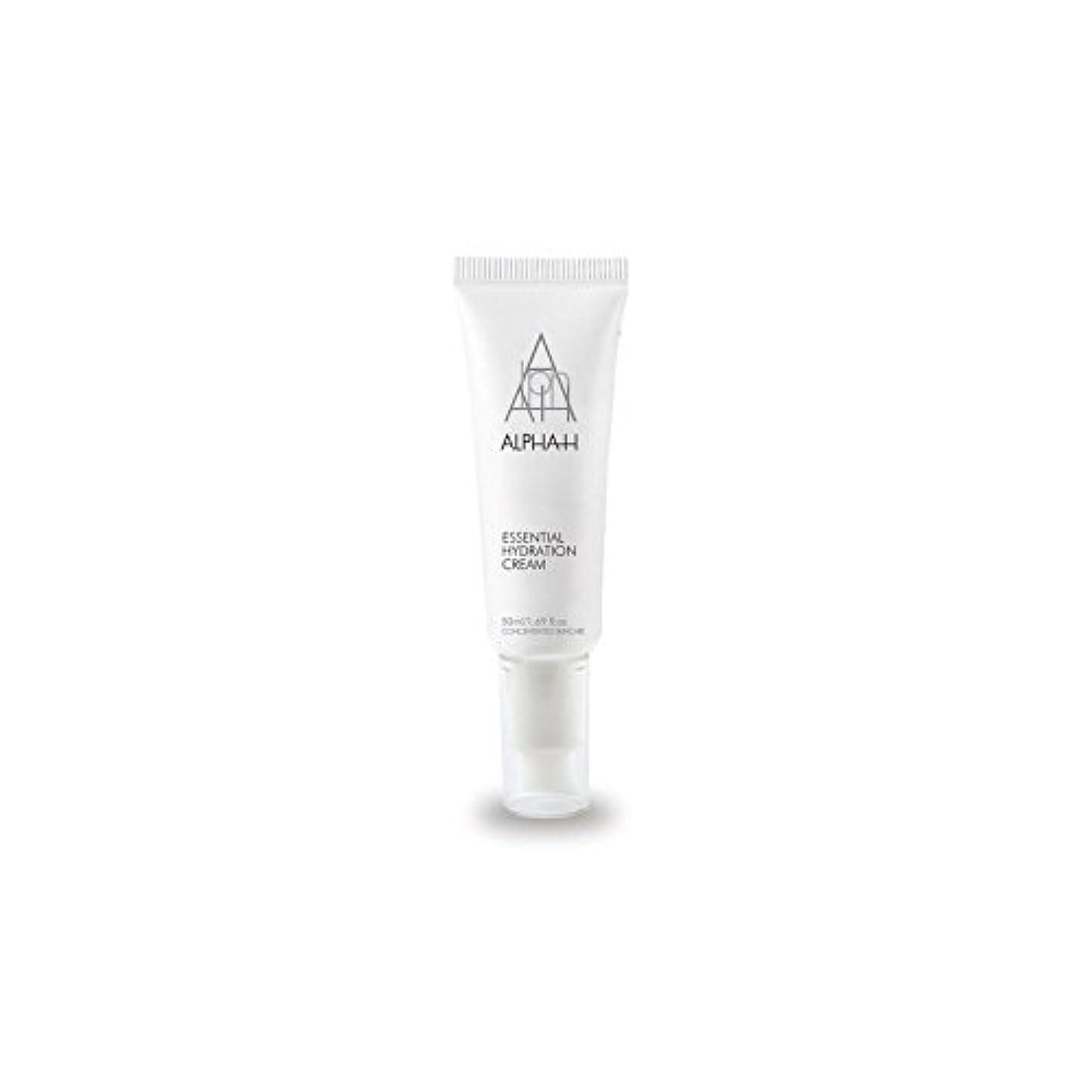 アンテナいつバターアルファ必須水和クリーム(50)中 x2 - Alpha-H Essential Hydration Cream (50ml) (Pack of 2) [並行輸入品]
