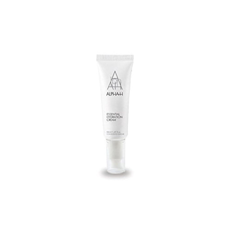 着る不器用入浴Alpha-H Essential Hydration Cream (50ml) - アルファ必須水和クリーム(50)中 [並行輸入品]
