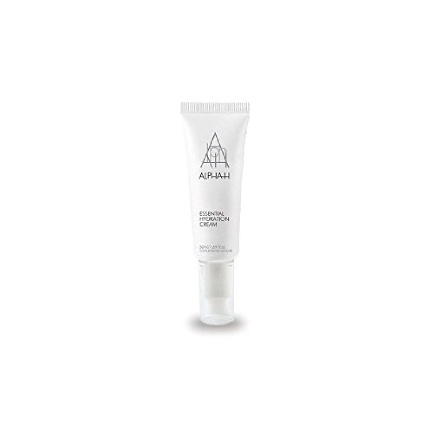 権威王族バレルAlpha-H Essential Hydration Cream (50ml) (Pack of 6) - アルファ必須水和クリーム(50)中 x6 [並行輸入品]