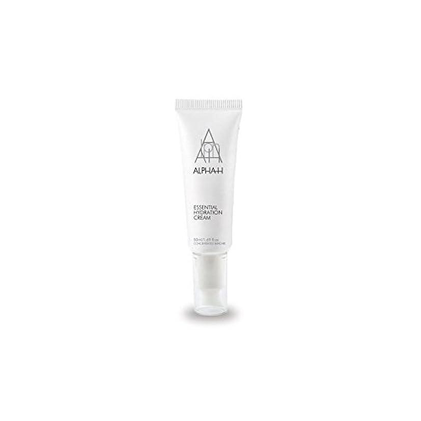 インスタンス帰る戦士アルファ必須水和クリーム(50)中 x2 - Alpha-H Essential Hydration Cream (50ml) (Pack of 2) [並行輸入品]