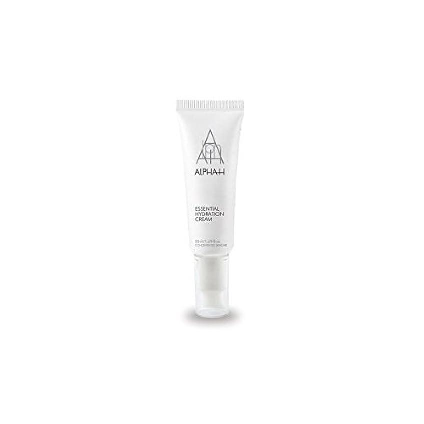 虹起業家どのくらいの頻度でアルファ必須水和クリーム(50)中 x2 - Alpha-H Essential Hydration Cream (50ml) (Pack of 2) [並行輸入品]