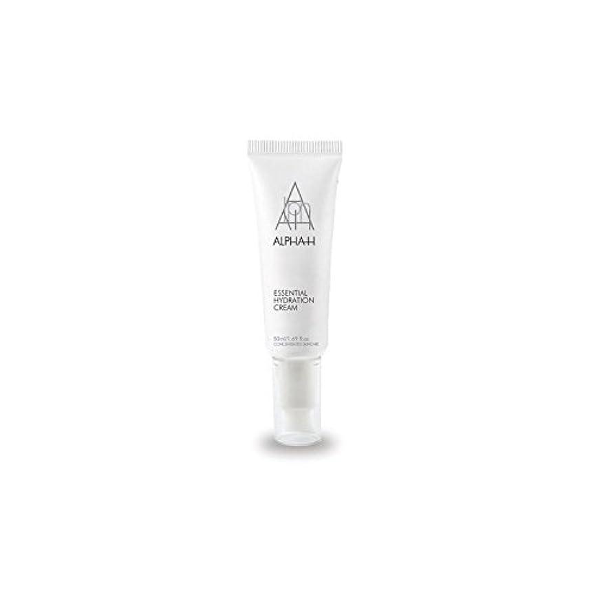 真鍮去る正規化アルファ必須水和クリーム(50)中 x2 - Alpha-H Essential Hydration Cream (50ml) (Pack of 2) [並行輸入品]
