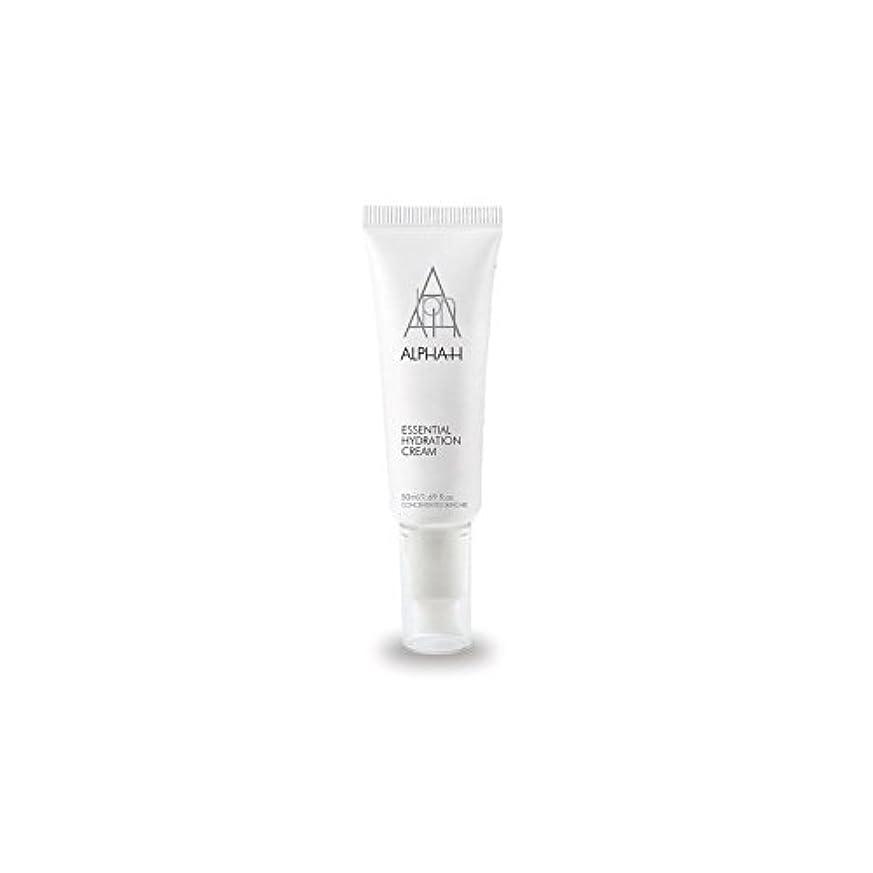 セッティングボードピルファーAlpha-H Essential Hydration Cream (50ml) - アルファ必須水和クリーム(50)中 [並行輸入品]