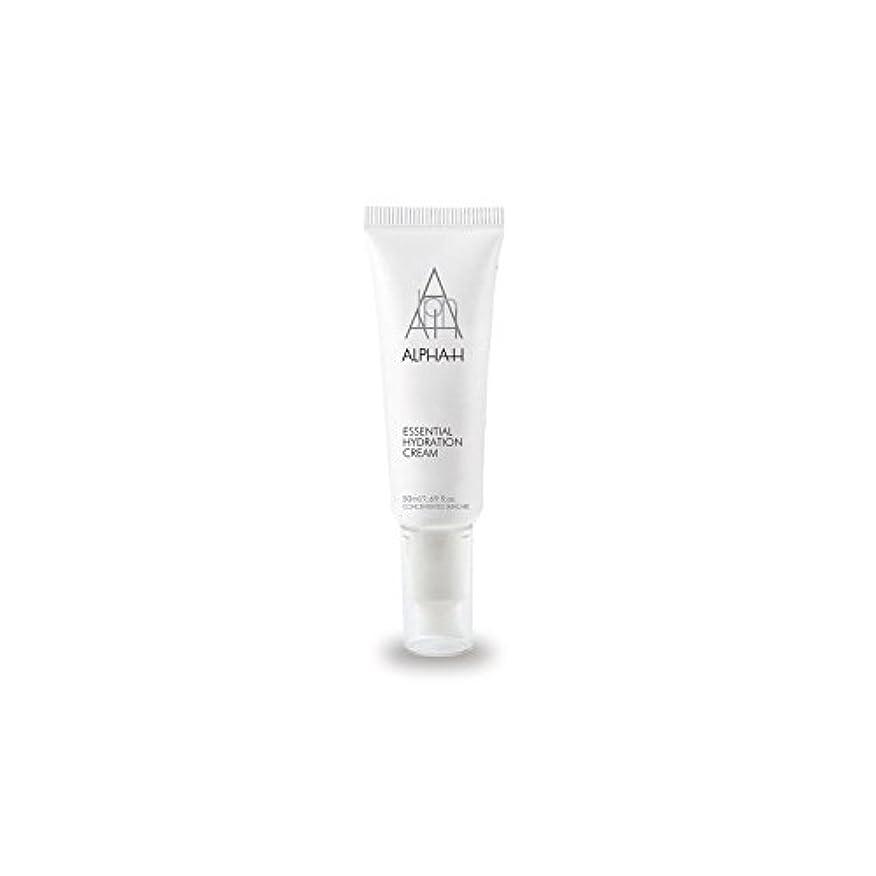 成功した取得する法医学Alpha-H Essential Hydration Cream (50ml) (Pack of 6) - アルファ必須水和クリーム(50)中 x6 [並行輸入品]