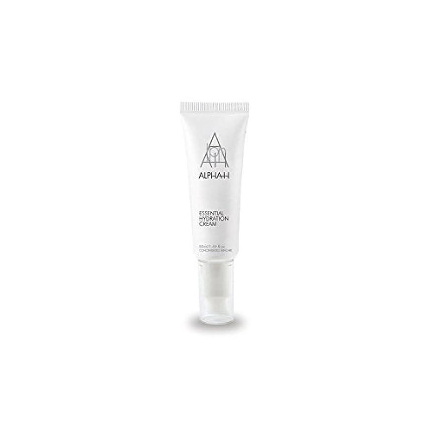 はっきりしない溶岩敬の念アルファ必須水和クリーム(50)中 x4 - Alpha-H Essential Hydration Cream (50ml) (Pack of 4) [並行輸入品]