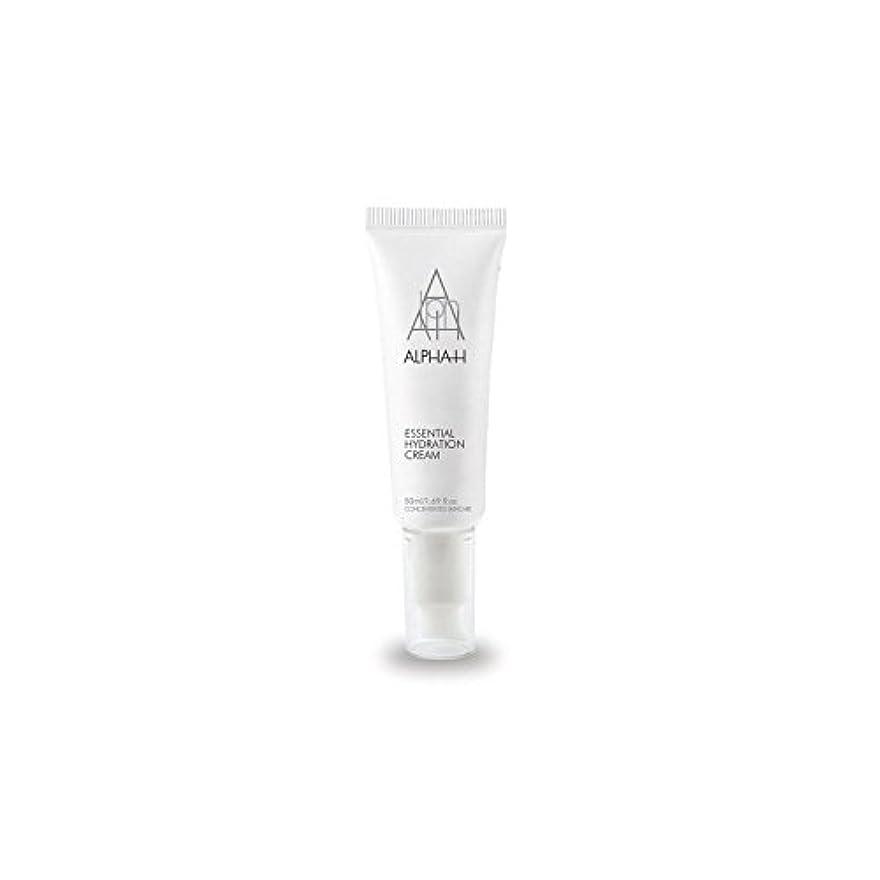 パイアーサークリーナーAlpha-H Essential Hydration Cream (50ml) - アルファ必須水和クリーム(50)中 [並行輸入品]