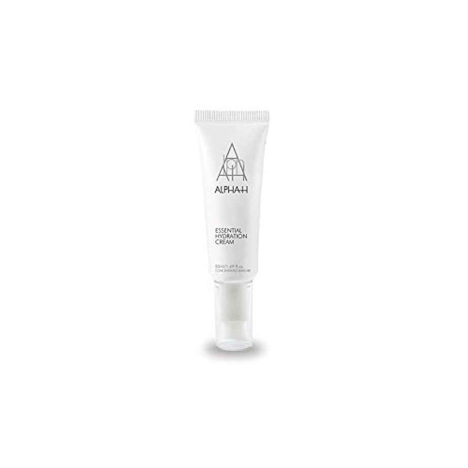 間に合わせフロー認可アルファ必須水和クリーム(50)中 x4 - Alpha-H Essential Hydration Cream (50ml) (Pack of 4) [並行輸入品]