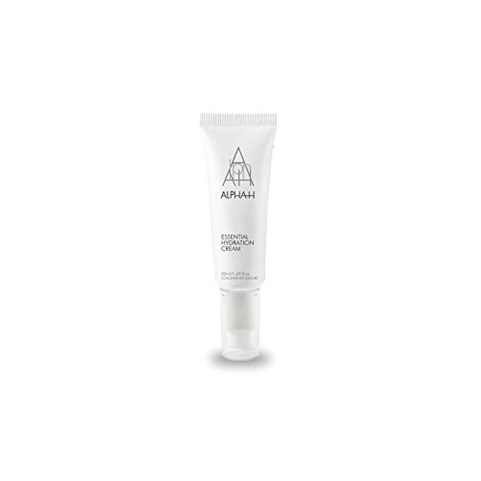 タブレット満足させる地獄Alpha-H Essential Hydration Cream (50ml) - アルファ必須水和クリーム(50)中 [並行輸入品]