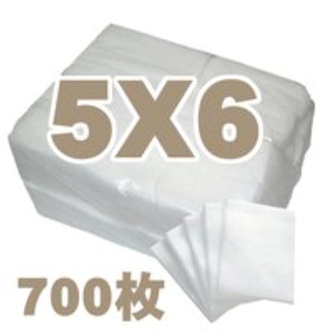 熱心損なうラバ業務用フェイシャルコットン 5×6cm(700枚) エステ?ネイル用コットン