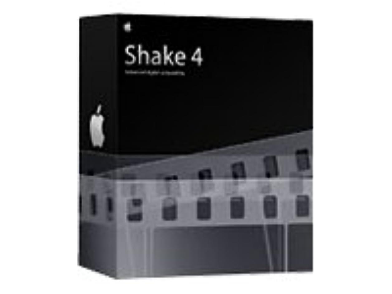 マットレス影響する横Shake 4.1 Mac OS リテール版