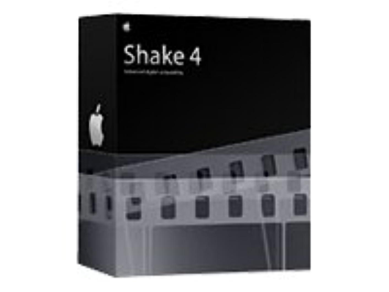 精神医学旋回見物人Shake 4.1 Mac OS リテール版