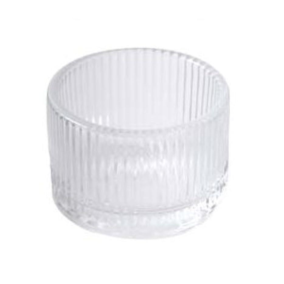 温帯恵みプレミアキャンドルグラス プチボー