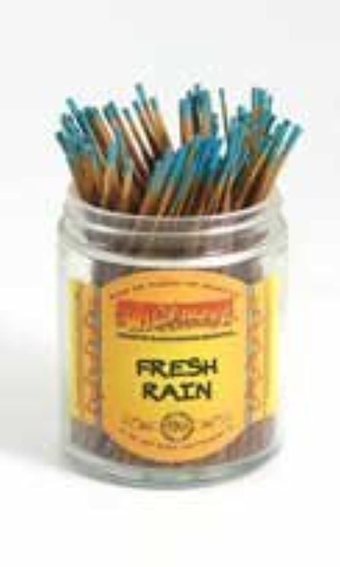発表する馬鹿文Fresh Rain – Wild Berry Shorties Incense Sticks – 100