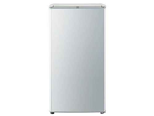 アクア 75L 1ドア冷蔵庫(直冷式)メタリックシルバーAQUA AQR-81E-S