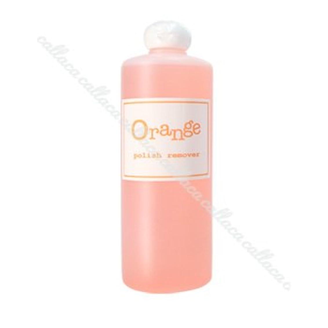復活花に水をやる雨ORANGE (オレンジ) リムーバー 1000ml