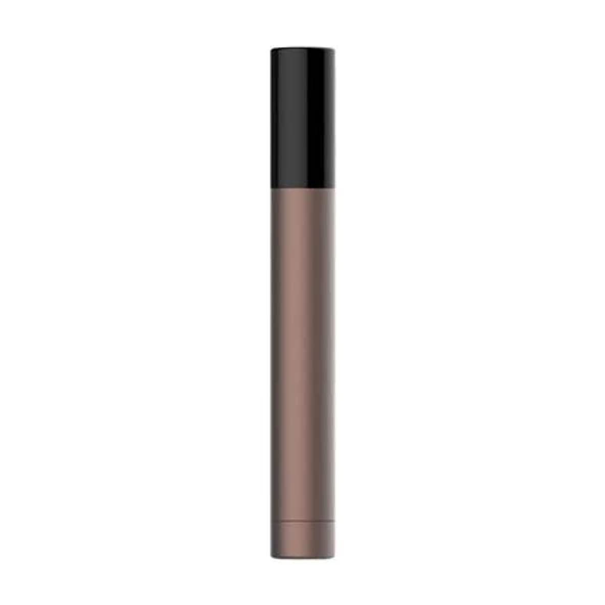 くまはねかけるかかわらず鼻毛トリマーシール防水効果電池式シングルカッターヘッドシャープで耐久性のあるカット短いカットなし隠しスイッチ合金ボディ陽極酸化作成