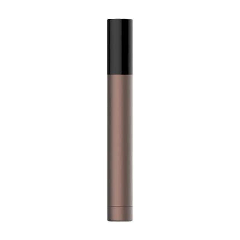 めんどり頻繁にウイルス鼻毛カッター鼻毛トリマーシール防水効果電池式シングルカッターヘッドシャープで耐久性のあるカット短いカットなし隠しスイッチ合金ボディ陽極酸化作成