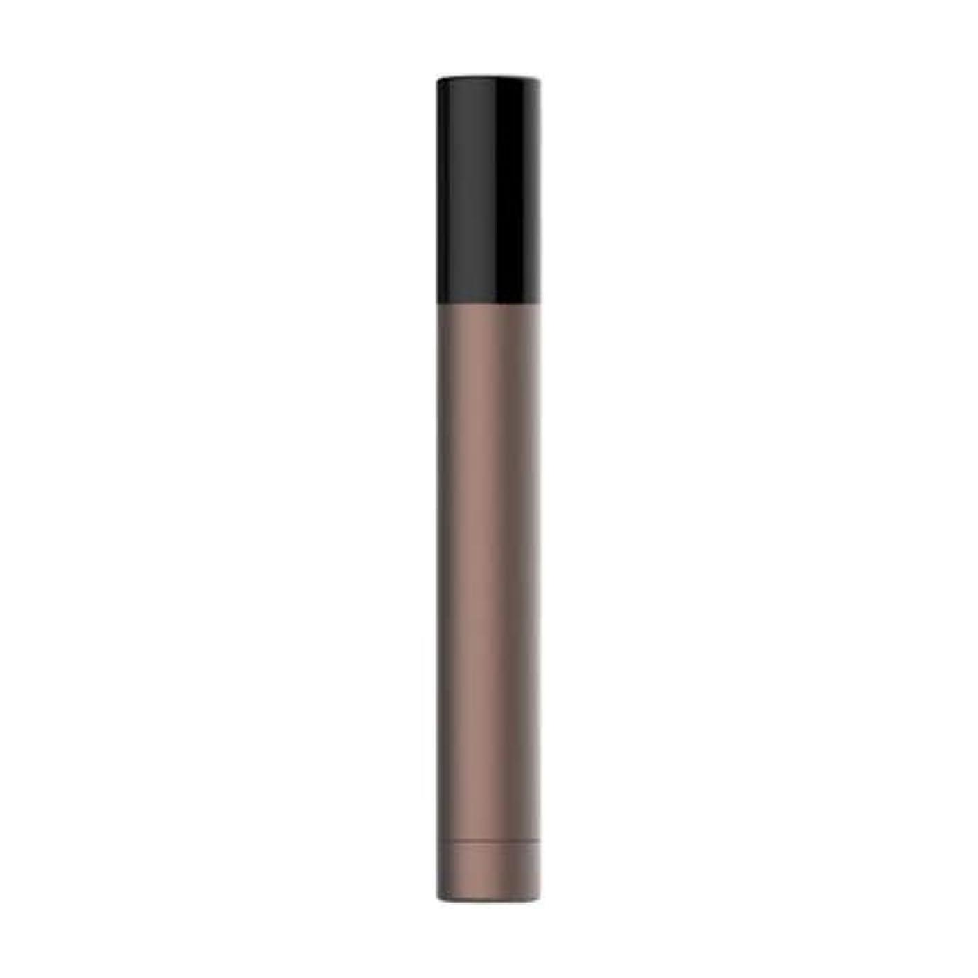 有名な旋回建築鼻毛トリマーシール防水効果電池式シングルカッターヘッドシャープで耐久性のあるカット短いカットなし隠しスイッチ合金ボディ陽極酸化作成