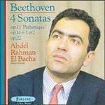 Sonatas 4 1 2 & 3