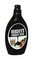 Hershey(ハーシー) チョコシロップボトル 623G ×12個