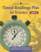 Timed Readings Plus in Science: Book 9