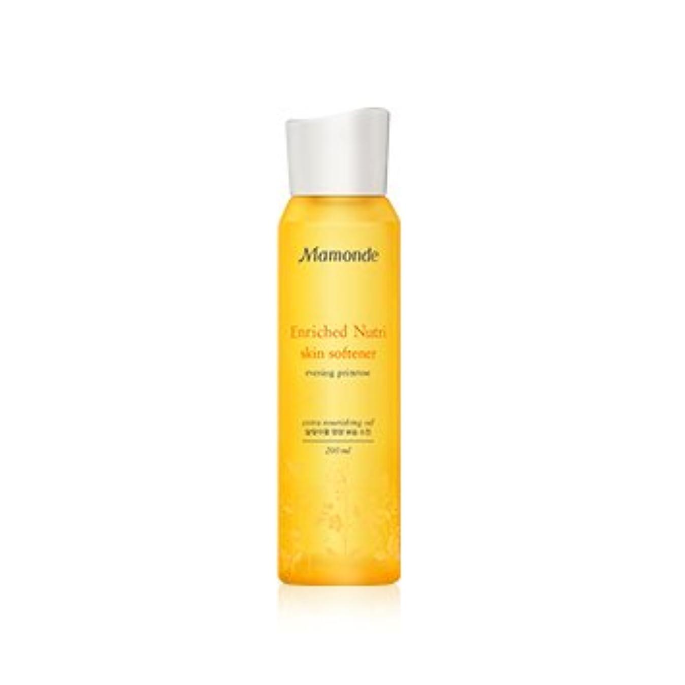 洞窟従順混乱した[New] Mamonde Enriched Nutri Skin Softener 200ml/マモンド エンリッチド ニュートリ スキン ソフナー 200ml