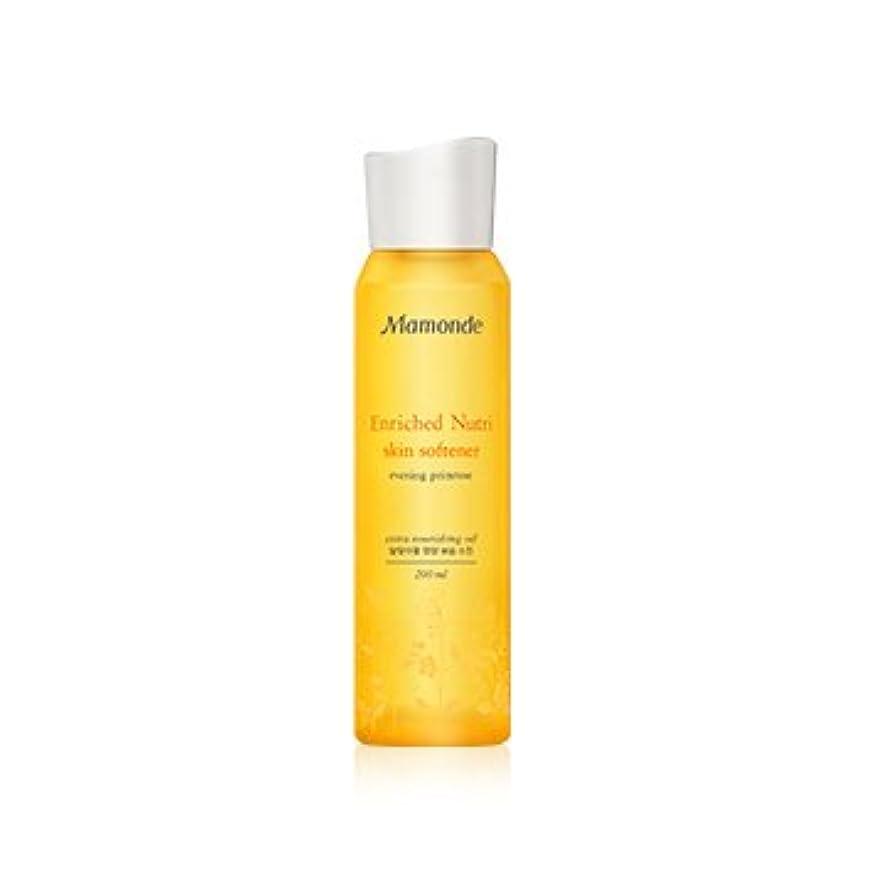 効果的発信パターン[New] Mamonde Enriched Nutri Skin Softener 200ml/マモンド エンリッチド ニュートリ スキン ソフナー 200ml