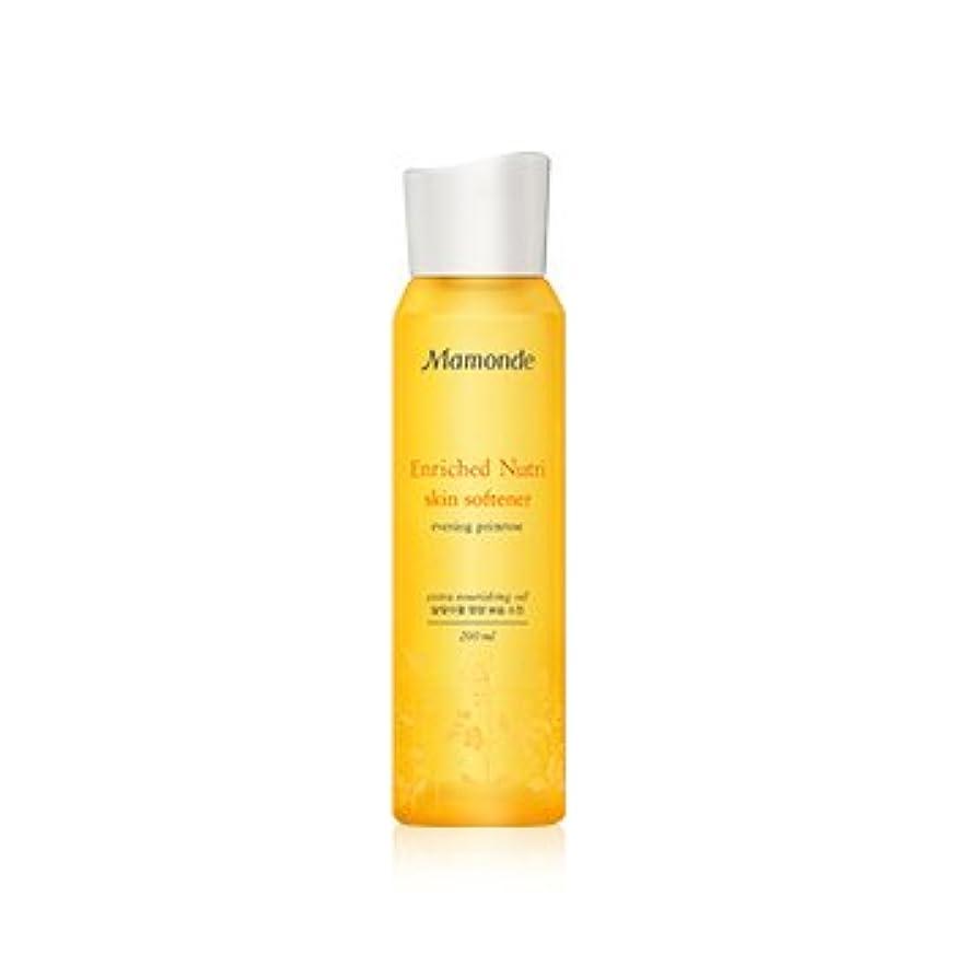 可動夕方廃止[New] Mamonde Enriched Nutri Skin Softener 200ml/マモンド エンリッチド ニュートリ スキン ソフナー 200ml [並行輸入品]