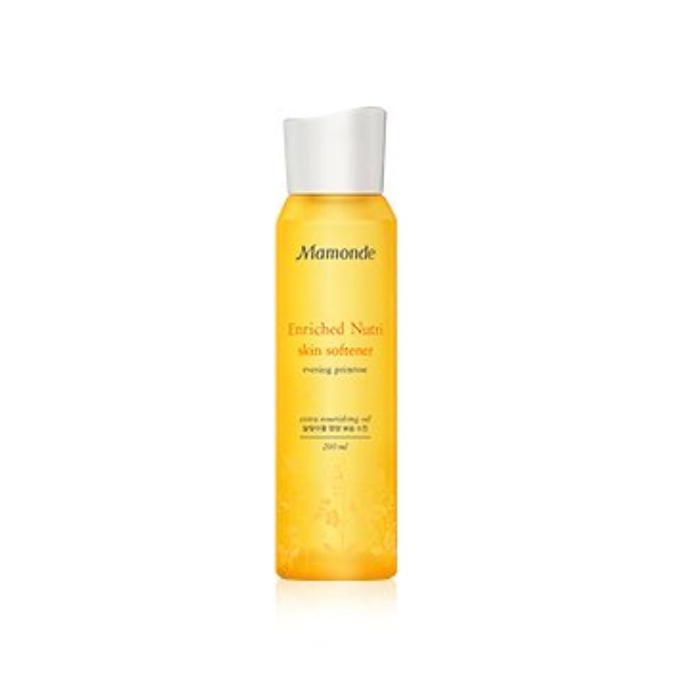 舌なカウントアップまた明日ね[New] Mamonde Enriched Nutri Skin Softener 200ml/マモンド エンリッチド ニュートリ スキン ソフナー 200ml