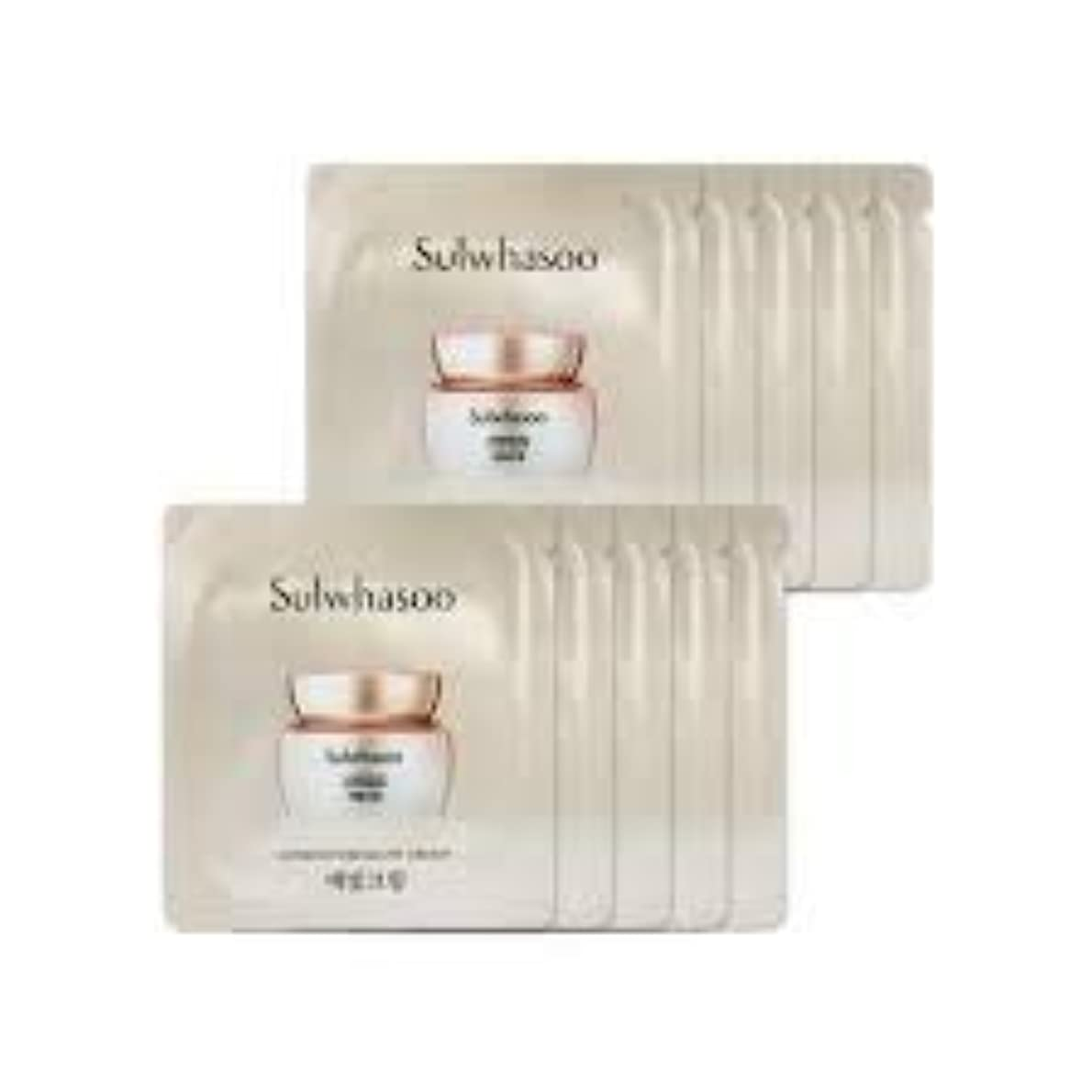 ヒステリック信念実際[ソルファス ] Sulwhasoo (雪花秀) ルミナチュアグロー Luminature Glow Cream 1ml x 30 (イェビトクリーム) [ShopMaster1]