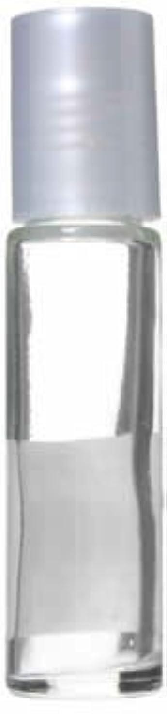 生活の木 ロールオンボトルシルバーキャップ(8ml)