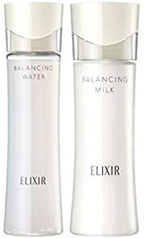 医薬品レーニン主義冷淡なエリクシール ルフレ バランシング ウォーター2 化粧水168ml+乳液130mL (とろとろタイプ) セット