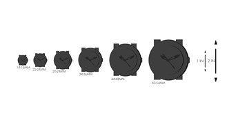 エベル Ebel Men's 1215462 Sportwave Diver White Dial Watch 男性 メンズ 腕時計 【並行輸入品】