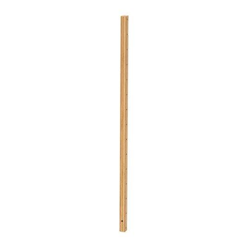 SVALNÄS スヴァルネース 壁用支柱, 竹, 93 cm