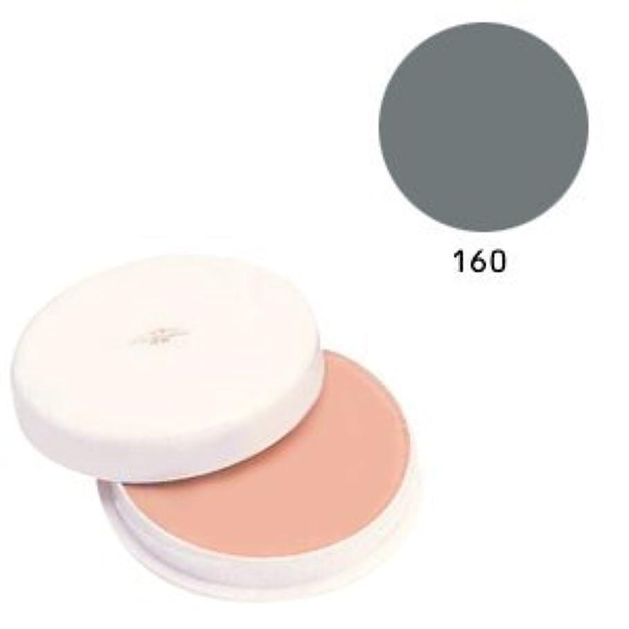 抑圧する時間パブ三善 フェースケーキ ファンデーション コスプレメイク 160 カラー:ネイビー系 (C)