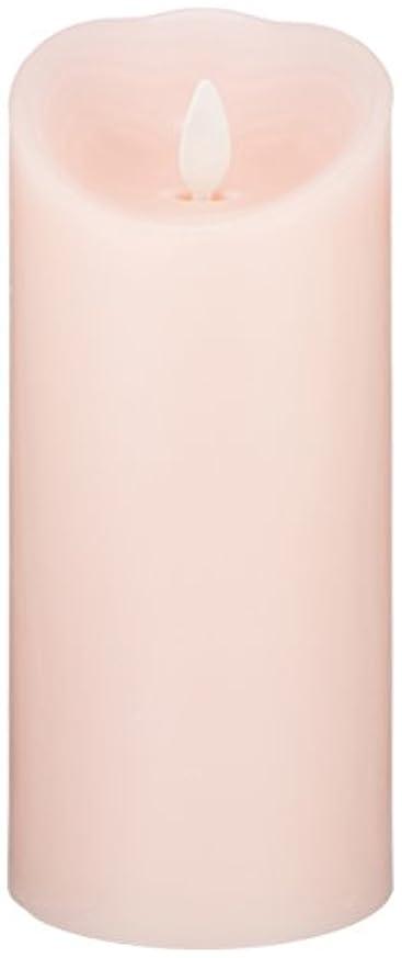 静める苦い花に水をやるLUMINARA(ルミナラ)ピラー3×6【ギフトボックス付き】 「 ピンク 」 03070020BPK