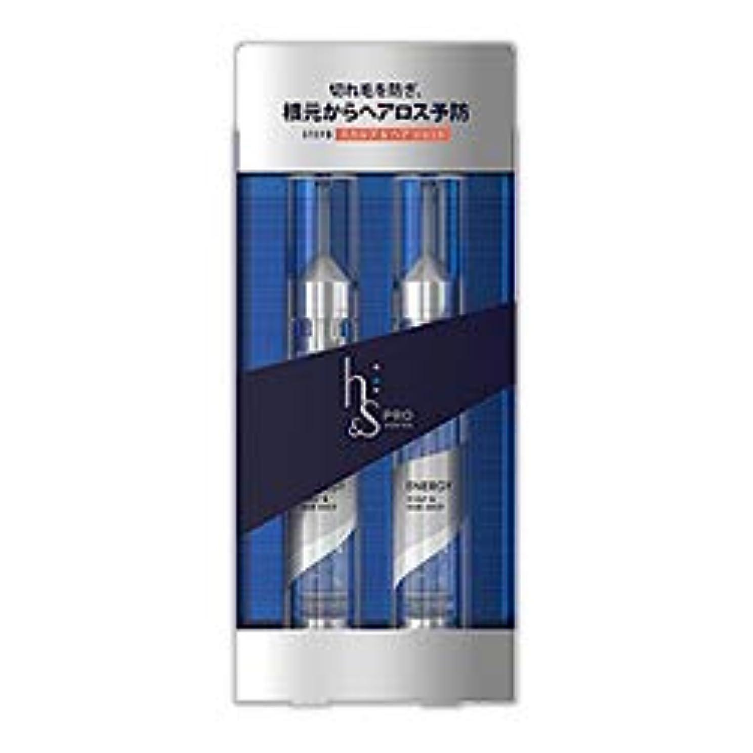 ママ有毒なハードウェア【P&G】h&s PRO Series (プロシリーズ) エナジー スカルプ&ヘア ショット 15ml×2本 ×18個セット