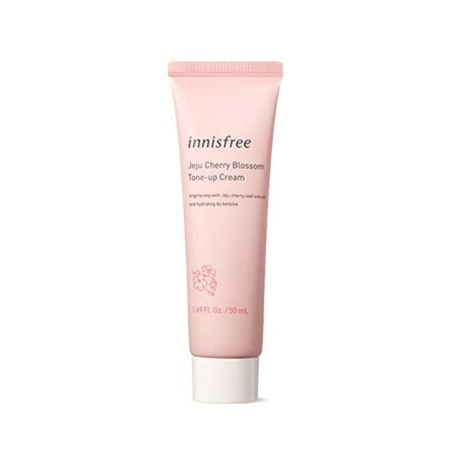 教義振り向くタイルイニスフリー 済州 チェリー ブラッサム トーンアップ クリーム 【チューブ】 50ml / Innisfree Jeju Cherry Blossom Tone Up Cream [Tube] 50ml [並行輸入品]