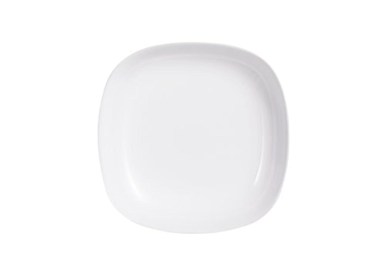 Luminarc デザート皿 プレート スイートライン ホワイト J0561