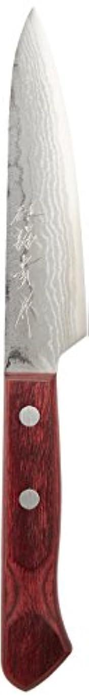 空白アブストラクト追放するRaccoon(ラクーン) 万能ナイフ 両刃 120 専用ケース付 TS186