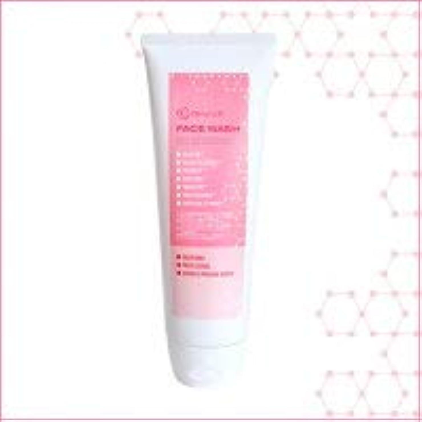 構成するキウイロンドンceruru.b/セルル 業務用フェイスウォッシュ 洗顔料 230g