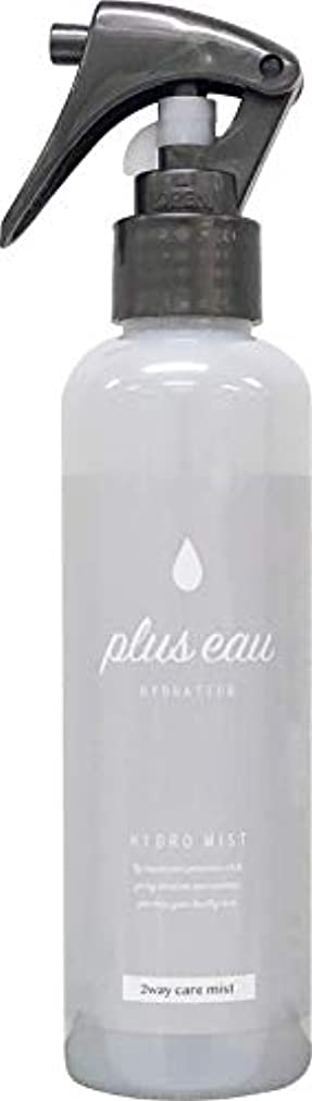 獣タブレット必要plus eau (プリュスオー) ハイドロミスト HYDRO MIST 髪のブースター導入液 単品