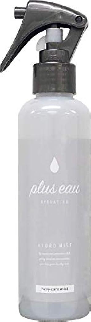 肯定的ポスト印象派減るplus eau (プリュスオー) ハイドロミスト HYDRO MIST 髪のブースター導入液